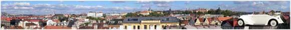 Prague Car Sightseeing